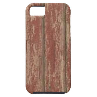 Rusty Weathered Board iPhone 5 Covers