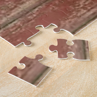 Rusty Weathered Board Jigsaw Puzzle