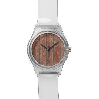 Rusty Weathered Board Watch