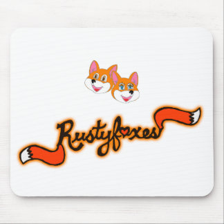 Rustyfoxes Color Customizable Mousepad