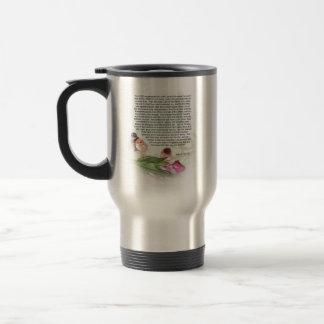 Ruth 2: 12-18  -  Gleaning Travel Mug