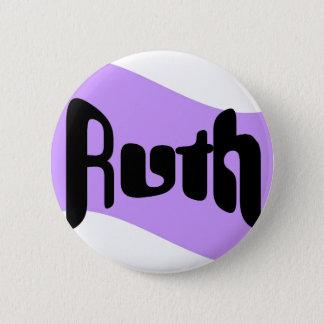 Ruth 2 Inch Round Button