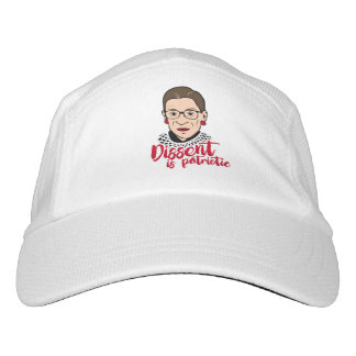 Ruth - Dissent is Patriotic --  Hat