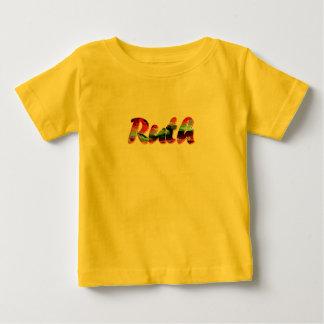 Ruth short sleeve t-shirt in yellow