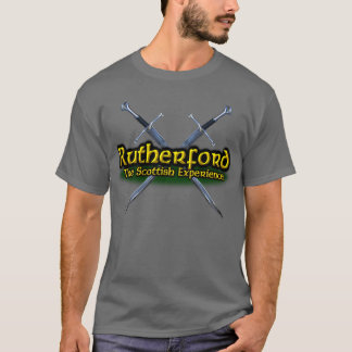Rutherford The Scottish Experience Clan T-Shirt