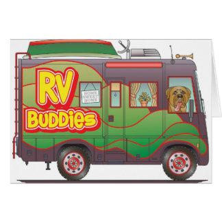 RV Buddies Camper Trailer RV Card