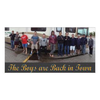 RV Derby Trip Photo Card