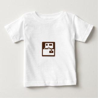 RV Dump Station Baby T-Shirt