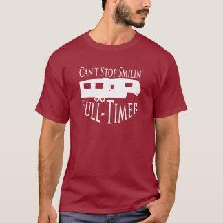 RV Fulltimer - 5th Wheel T-Shirt