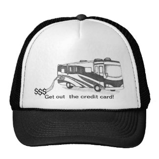 RV gas hat