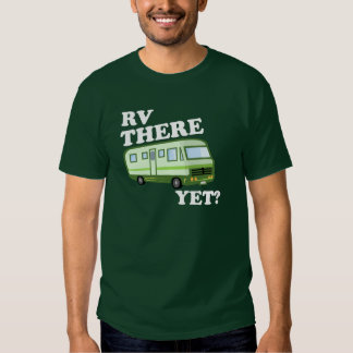 RV LÀ ENCORE ? OBSCURITÉ (verte) Tee-shirt