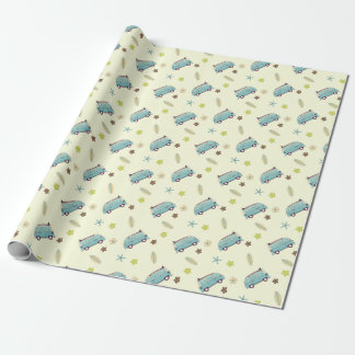 RV surf Wrapping Paper