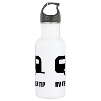 RV There Yet 532 Ml Water Bottle