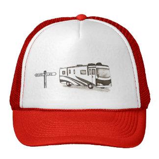 RV work/life Trucker Hat