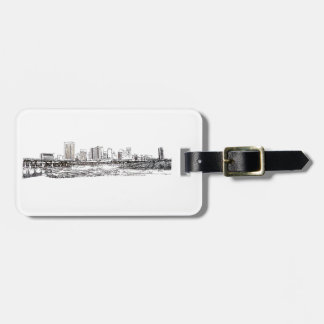 RVA-804 LUGGAGE TAG