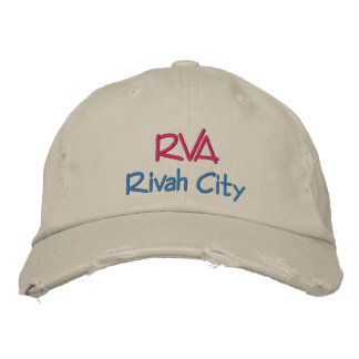 RVA Rivah City Embroidered Hat
