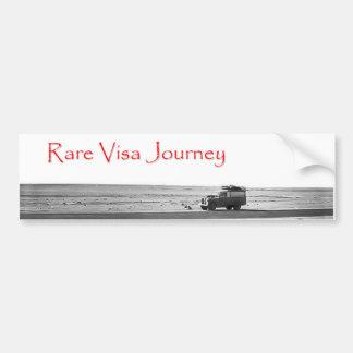 RVJ Desert Crossing Bumper Sticker