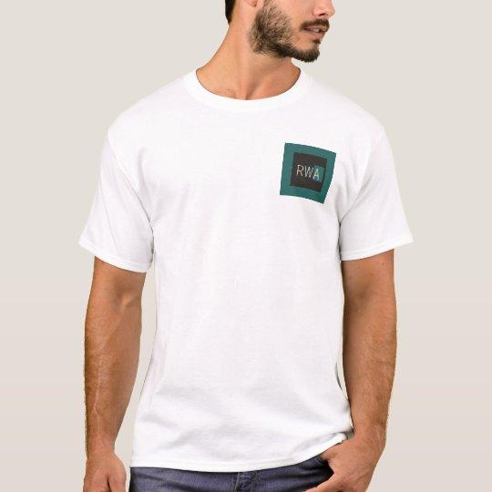 RWA5logo front pocket T-Shirt
