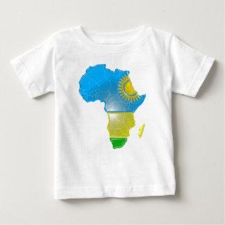 Rwanda Baby T-Shirt