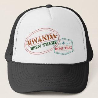 Rwanda Been There Done That Trucker Hat