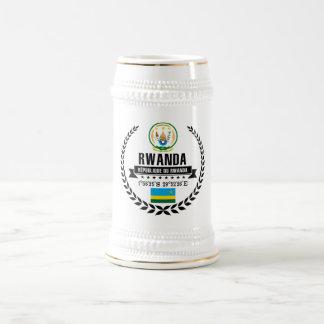 Rwanda Beer Stein