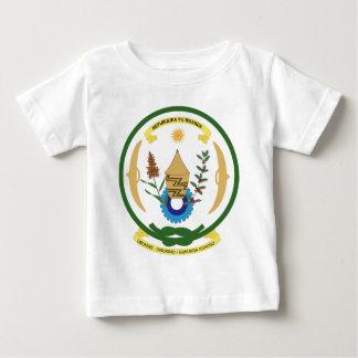 Rwanda Coat of Arms Baby T-Shirt