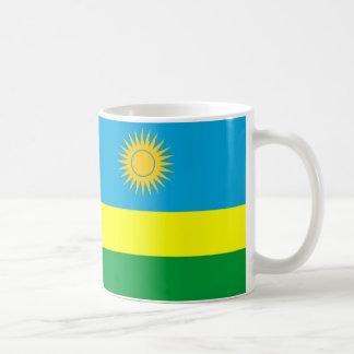 rwanda country flag nation symbol coffee mug
