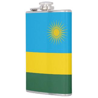 Rwanda Flag Flasks