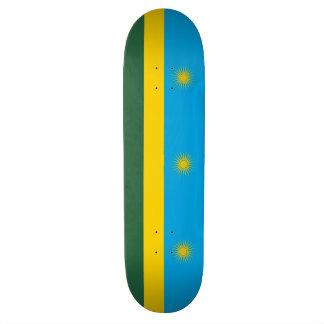 Rwanda Flag Skate Decks