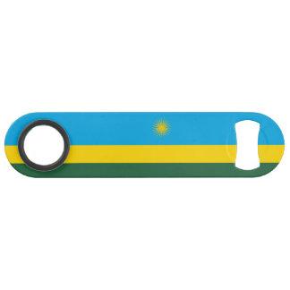 Rwanda Flag Speed Bottle Opener
