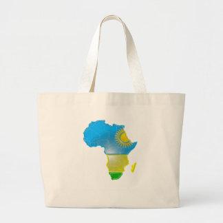 Rwanda Large Tote Bag