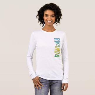 Rwanda Long Sleeve T-Shirt