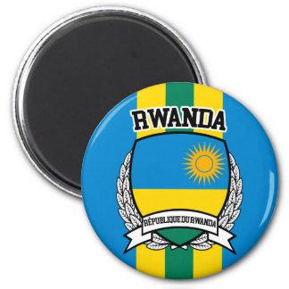 Rwanda Magnet