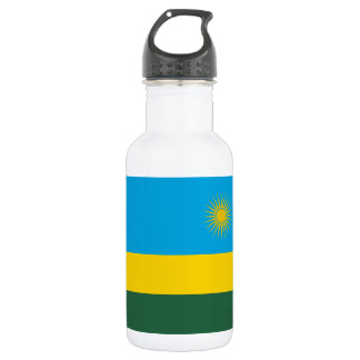 Rwanda National World Flag