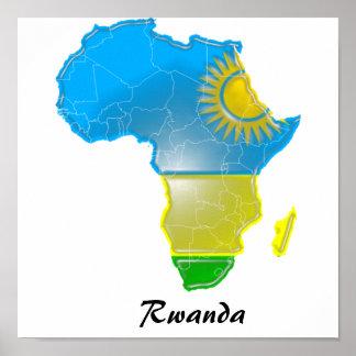 Rwanda, Poster