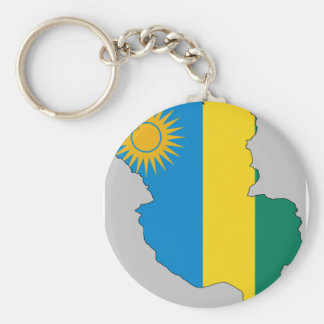 Rwandan keychain