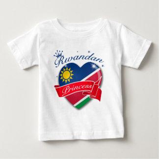 Rwandan Princess Baby T-Shirt