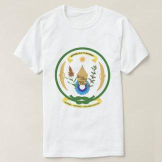 Rwanda's Coat of Arms T-shirt