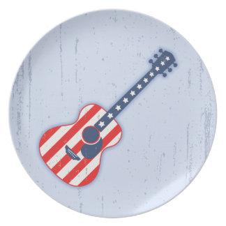 RWB Acoustic Party Plate