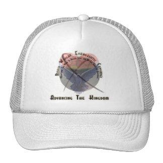 RWEC Cap Mesh Hat