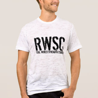 RWSC, Real World Strength Coach T-Shirt