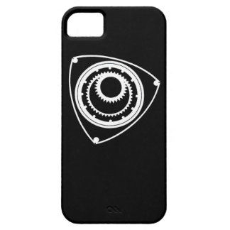 rx8 rotary engine iphone case