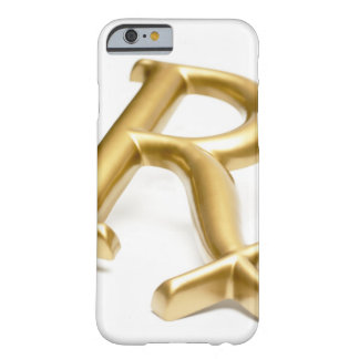 Rx drug sign barely there iPhone 6 case