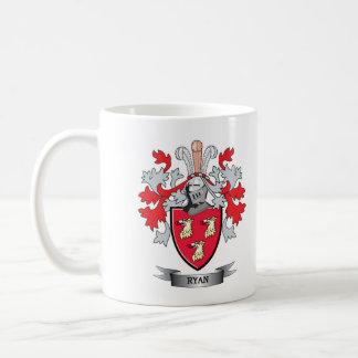 Ryan Coat of Arms Coffee Mug