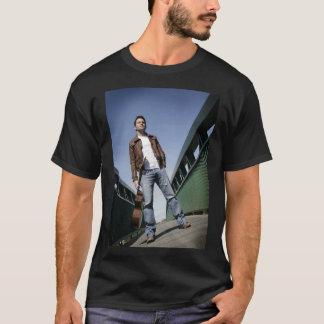 Ryan Kelly Music - Basic Tshirt Black- Bridge