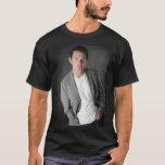 Ryan Kelly Music - Basic Tshirt Black - Grey