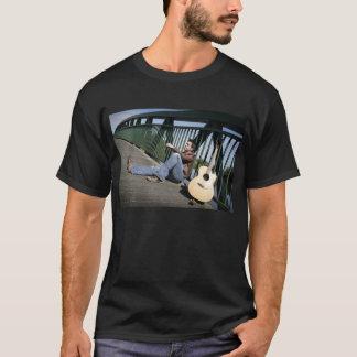 Ryan Kelly Music - Black T - Guitar T-Shirt