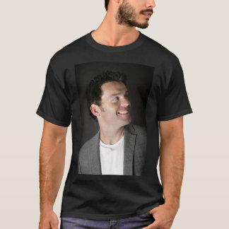 Ryan Kelly Music - Black T - Smile T-Shirt
