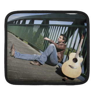 Ryan Kelly Music - iPad Sleeve  - Guitar