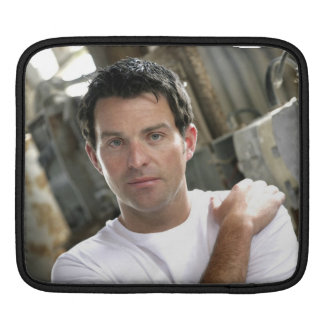 Ryan Kelly Music - iPad Sleeve  - Plain White T